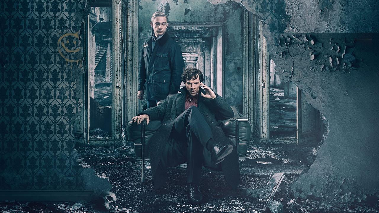 Почему Шерлок поглупел?