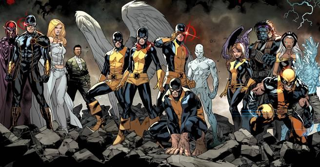 Fox и Marvel запускают в производство сериал о Людях Икс