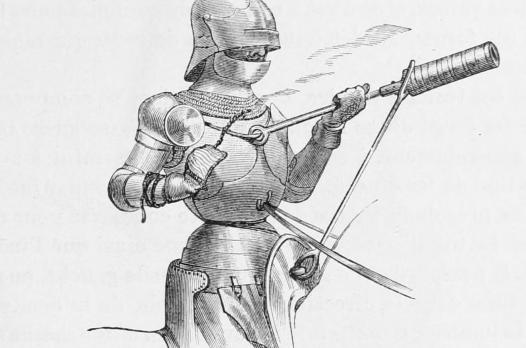 Огнестрельное оружие Средневековья 10