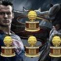 «Бэтмен против Супермена» взял 4 «Золотые малины»