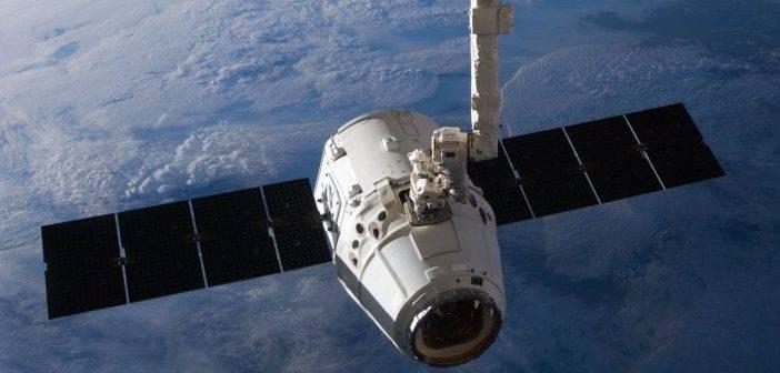 Space X успешно посадила первую ступень Falcon 9