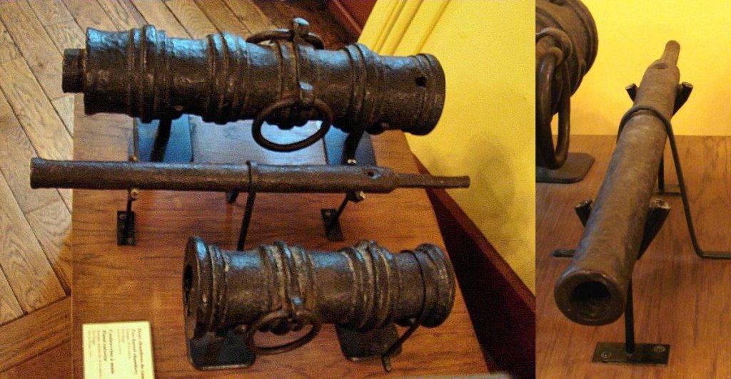 Оружие средних веков