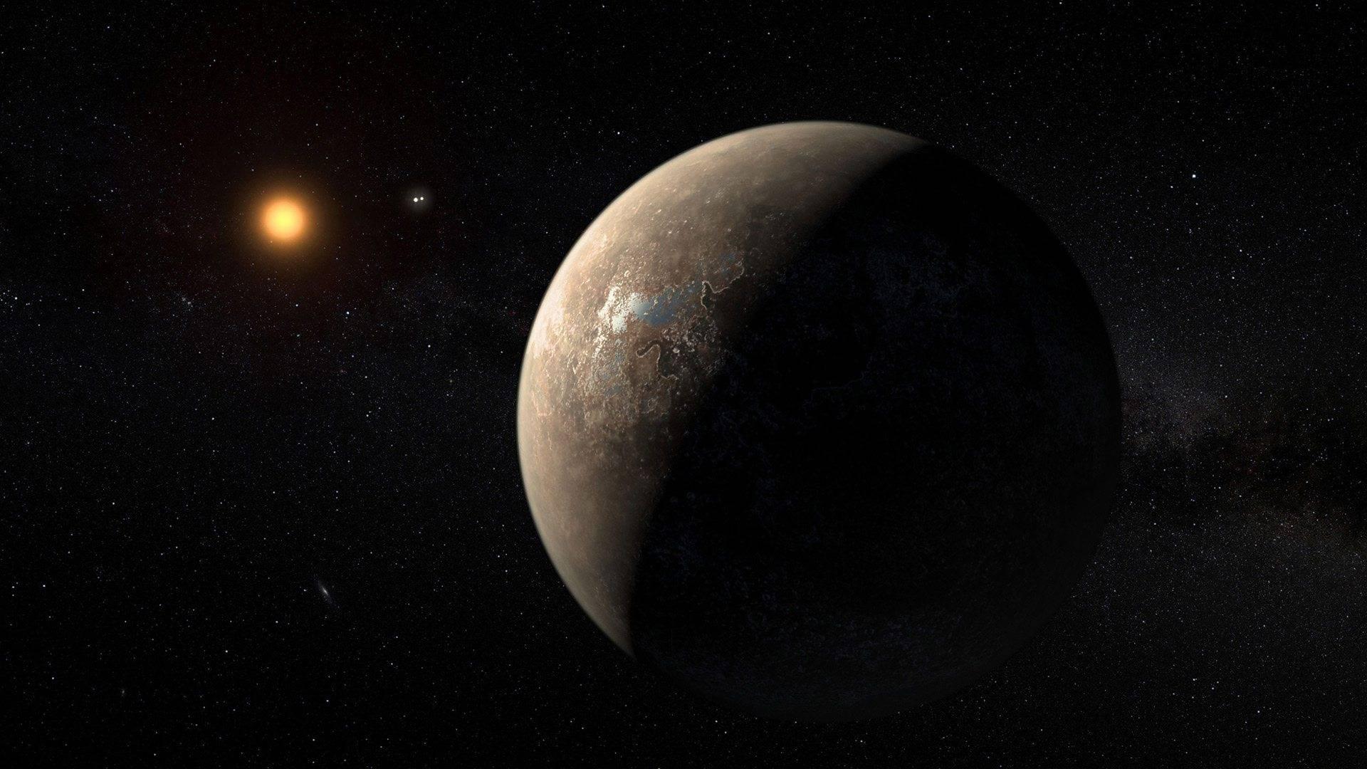 Поиски экзопланет 1