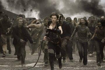 Все фильмы серии «Обитель зла» 10