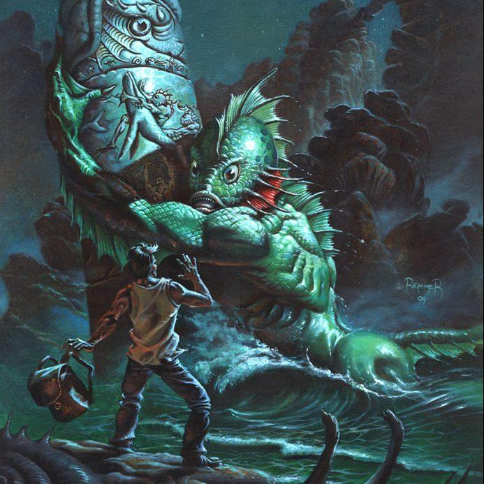 Мифы Ктулху. Монстры Лавкрафта 8
