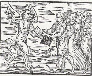 Как продать душу дьяволу 5