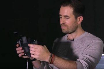 Видео: как виртуальная реальность на съёмках «Изгоя-один» 1