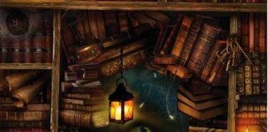 Вальтер Моэрс «Город Мечтающих Книг» 1