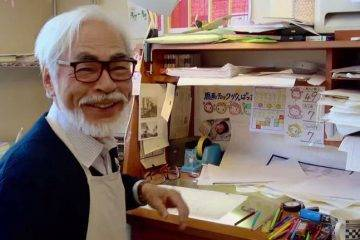 Миядзаки официально вернулся к работе