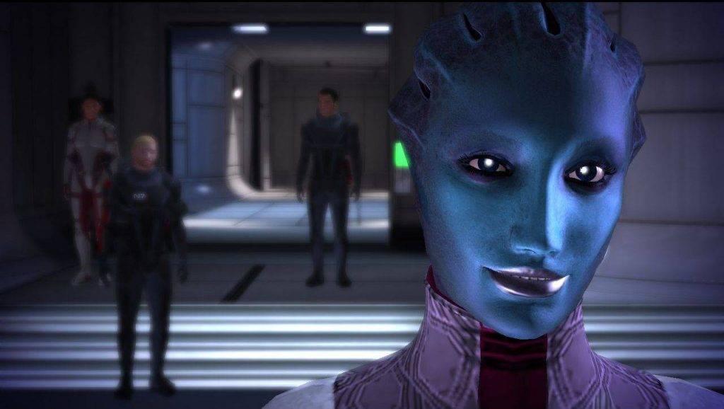 Истоки вселенной Mass Effect 7