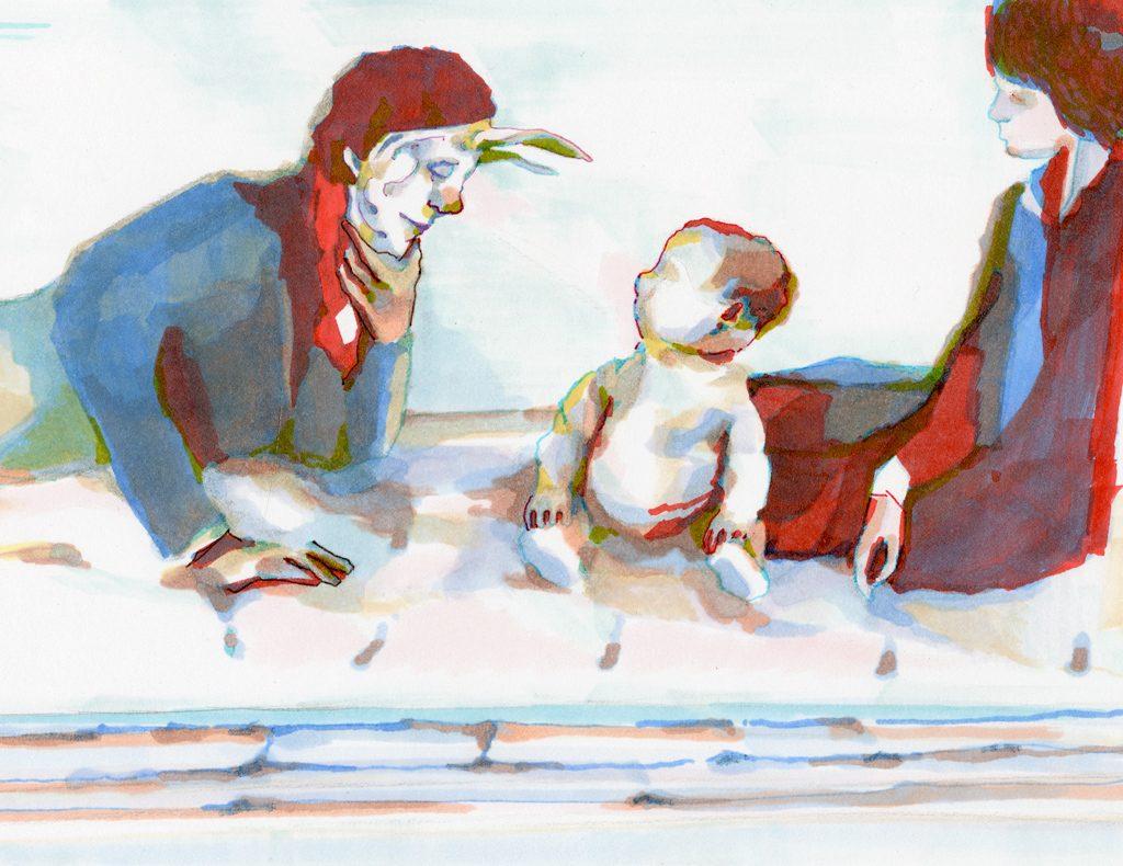 Эксперимент с маленьким Альбертом