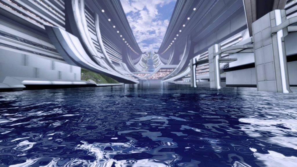 Истоки вселенной Mass Effect 3