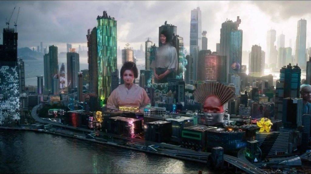 Ремейк «Призрака в доспехах»: красивая иллюзия киберпанка 3