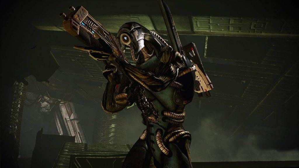 Истоки вселенной Mass Effect 15