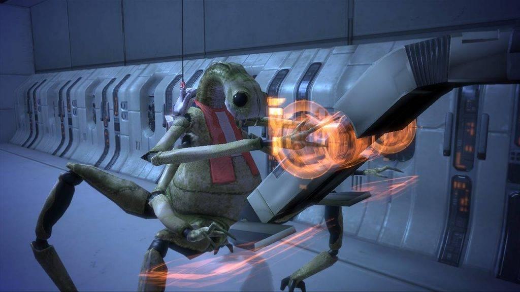 Истоки вселенной Mass Effect 14