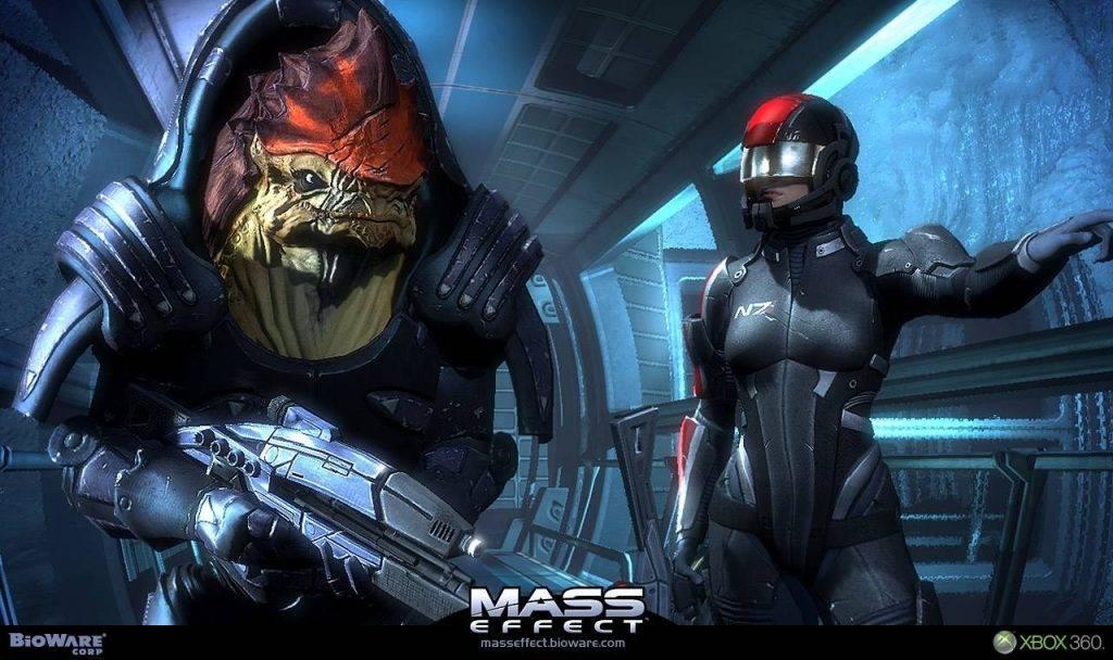Истоки вселенной Mass Effect 10