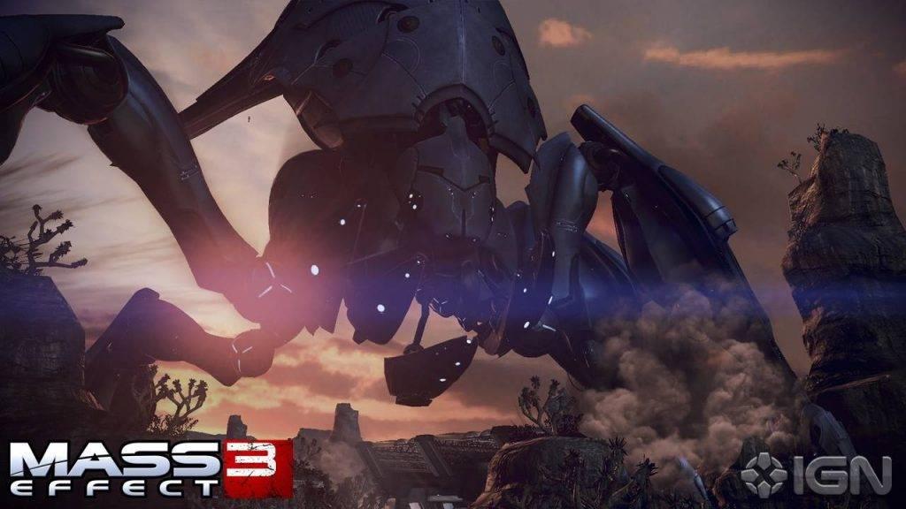 Истоки вселенной Mass Effect 4