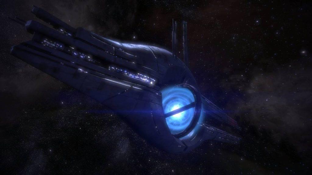 Истоки вселенной Mass Effect 6