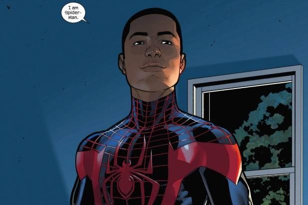 Автор «Гравити Фоллз» поработает над мультфильмом про темнокожего Человека-паука