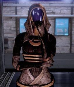 Истоки вселенной Mass Effect 11