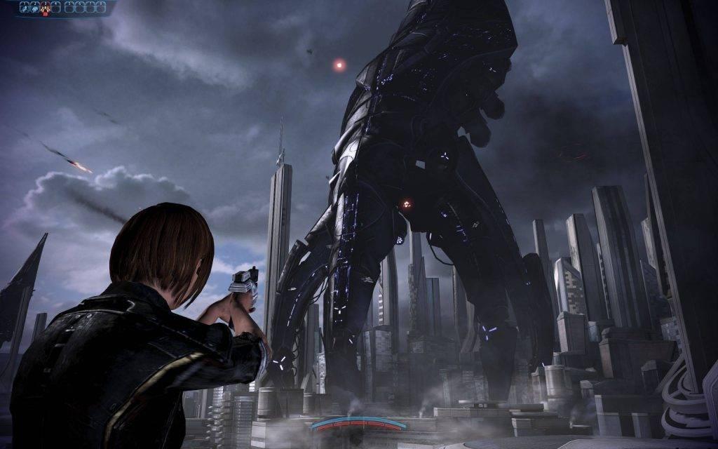 Истоки вселенной Mass Effect 16