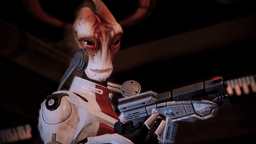 Истоки вселенной Mass Effect 8