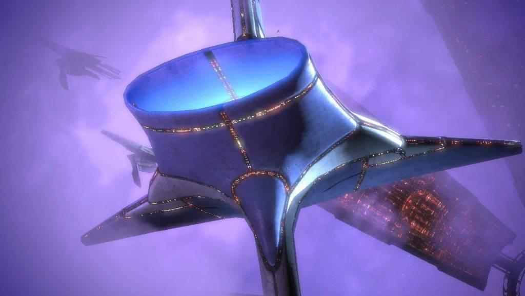 Истоки вселенной Mass Effect