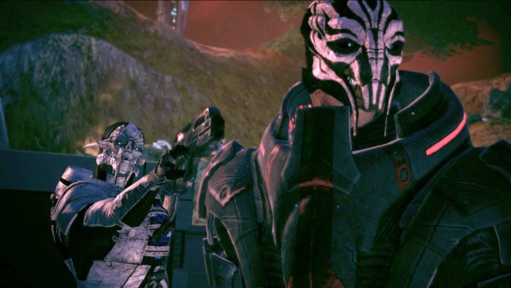 Истоки вселенной Mass Effect 9