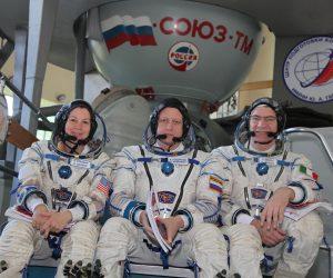 Роскосмос открыл набор в космонавты. Вот как им стать
