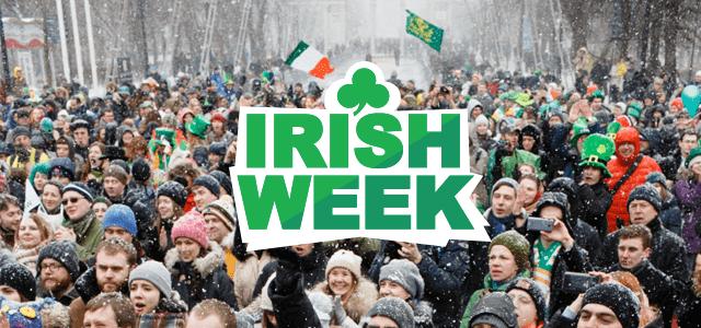 В Москве пройдёт фестиваль ирландской культуры IRISH WEEK 3