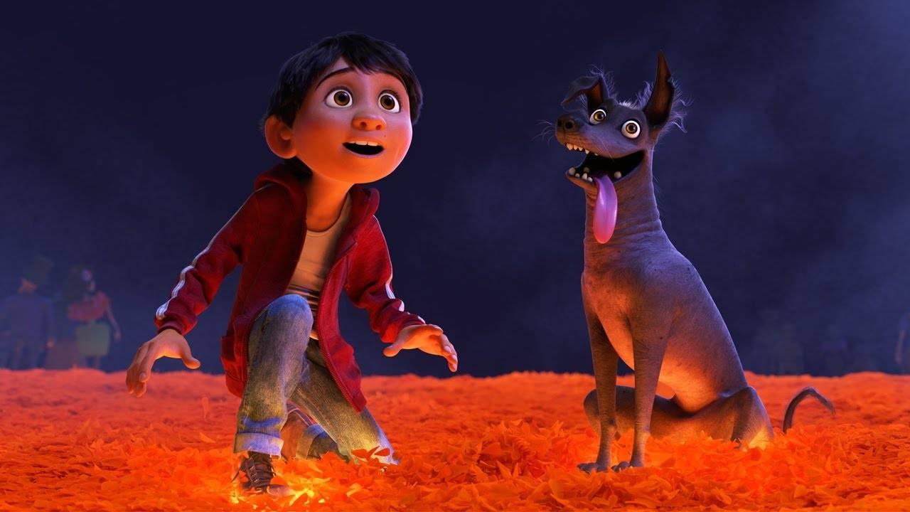 Трейлер мультфильма «Коко»