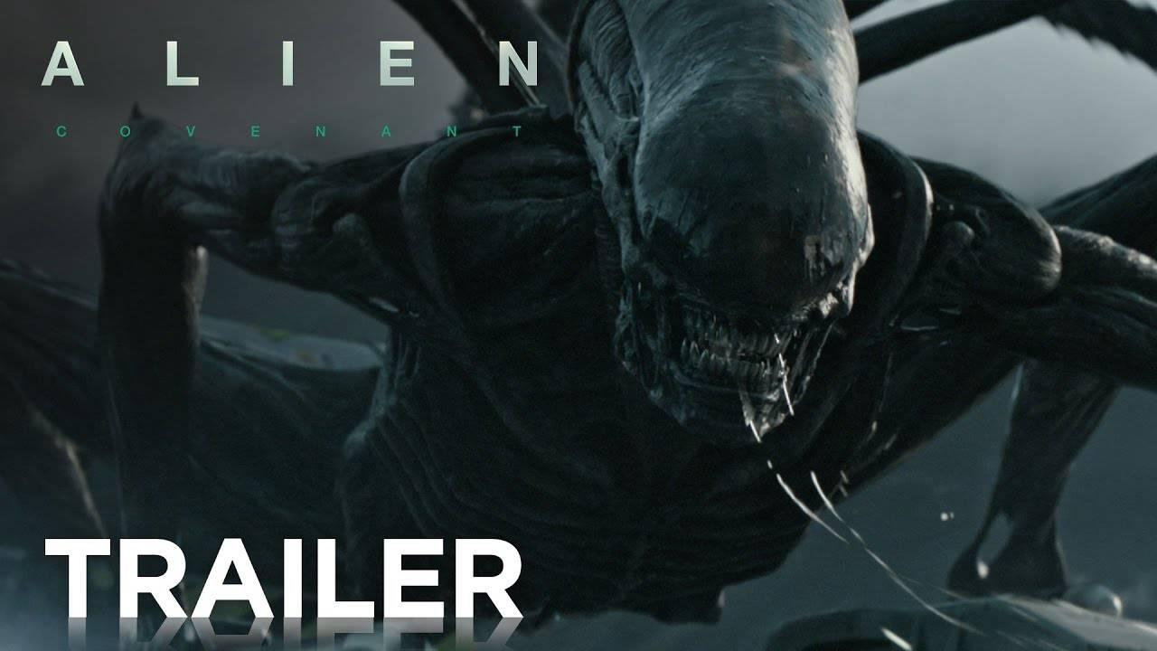 Вышел новый трейлер фильма «Чужой: Завет».