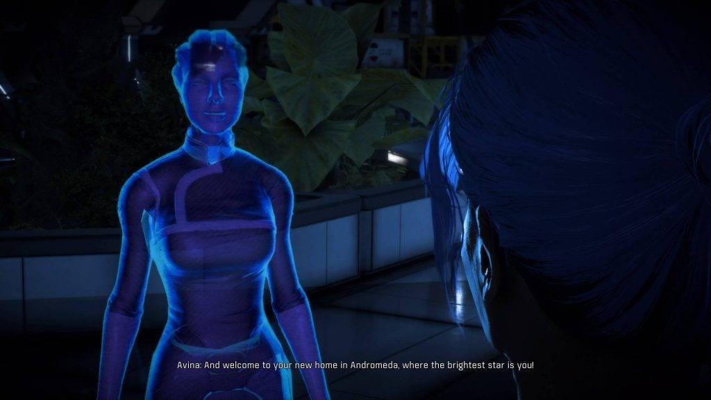 Пасхалки и отсылки в Mass Effect: Andromeda 11