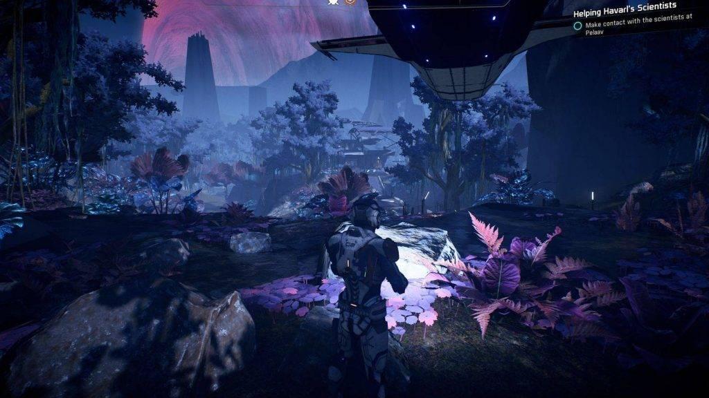 Пасхалки и отсылки в Mass Effect: Andromeda 12
