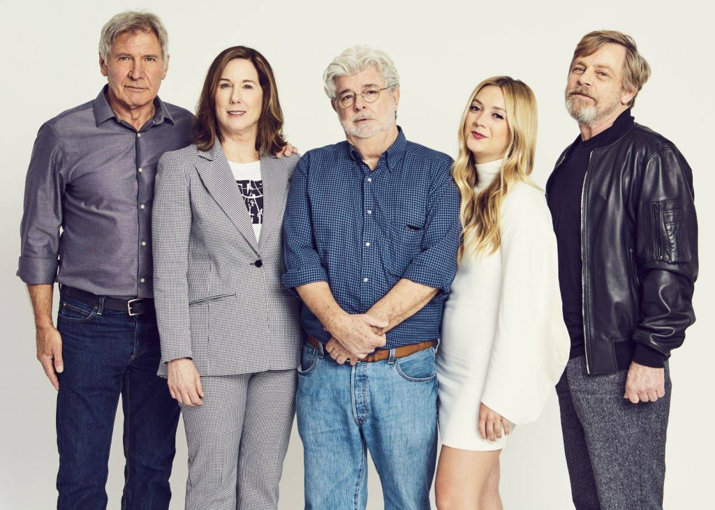 Как «Звёздные войны» отмечали 40-летие. Star Wars Celebration 2017 4