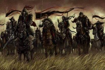 По книгам Глена Кука «Чёрный отряд» снимут сериал