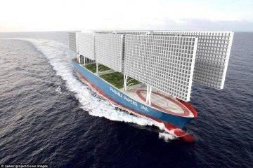Архитекторы создали концепт корабля-тюрьмы с открытыми камерами
