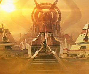 Вышел трейлер нового набора Magic: the Gathering «Амонхет»