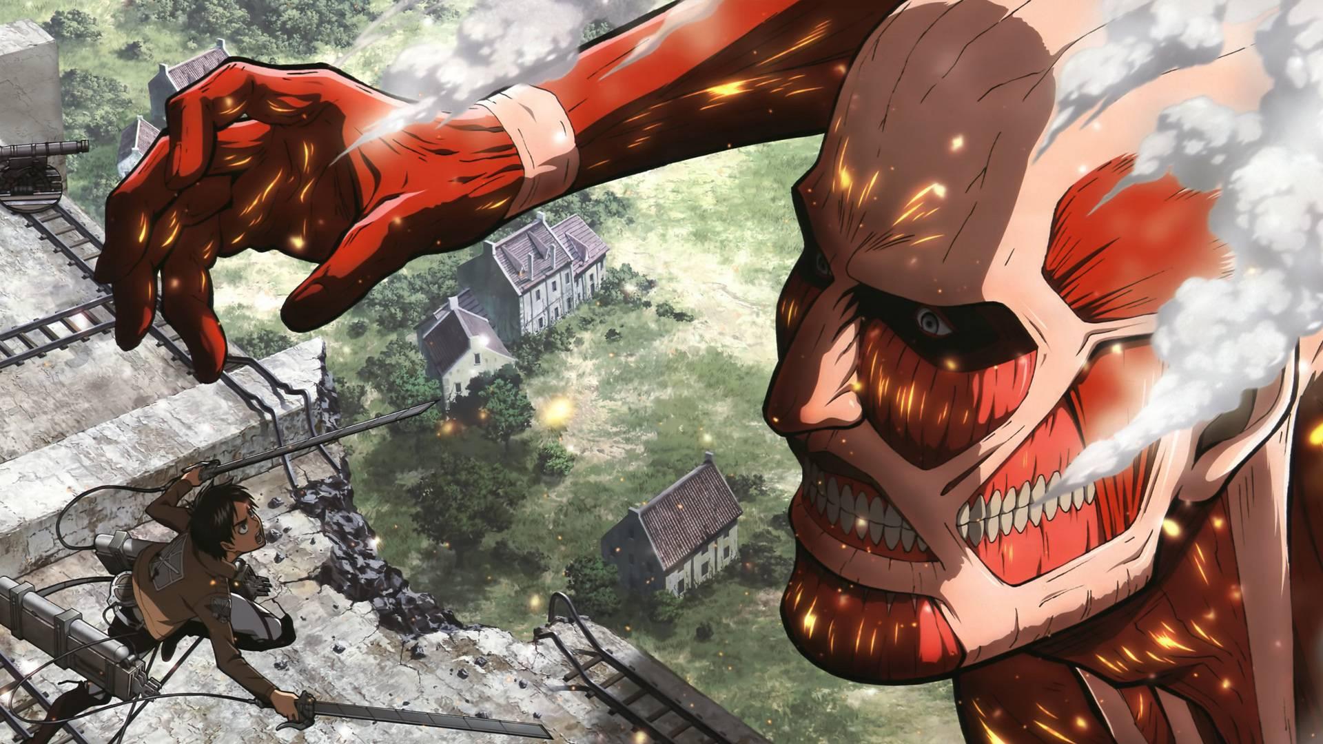 «Атака титанов»: масштабный фэнтезийный боевик