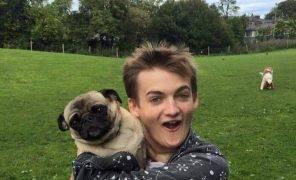 Лучшие фотожабы: Джоффри и его пёс