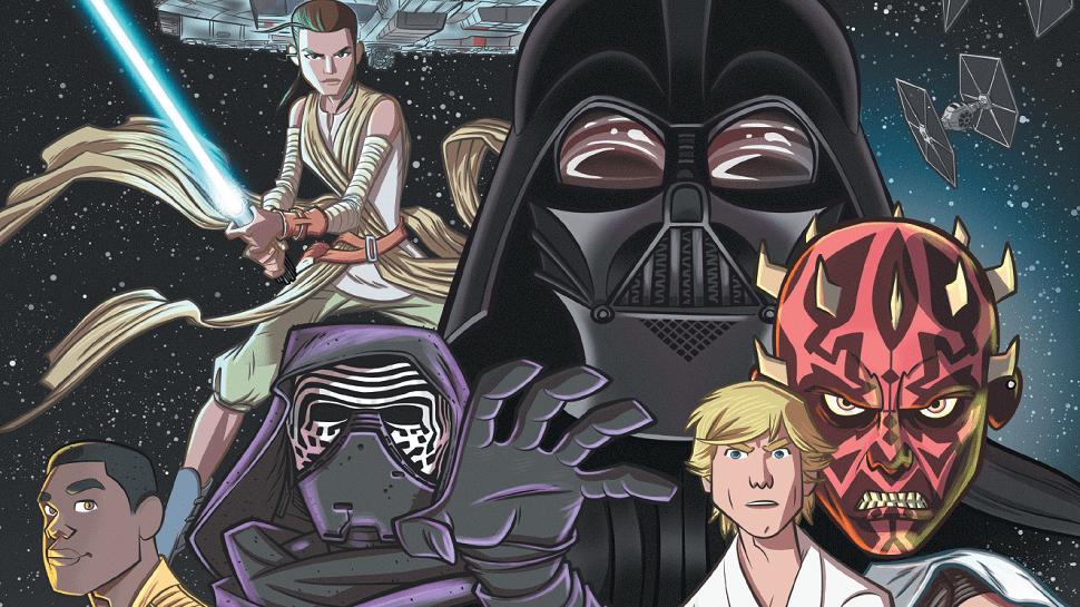 Вот какие книги и комиксы по «Звёздным войнам» анонсировали на Star Wars Celebration 2