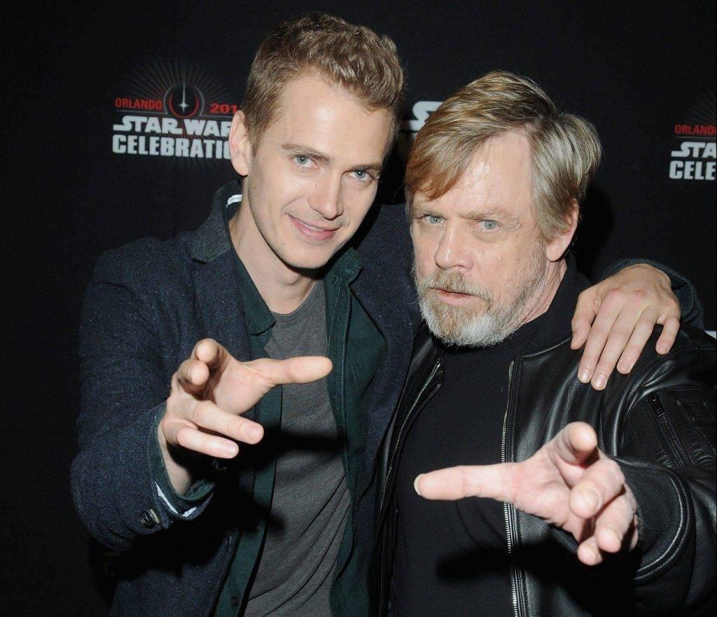 Как «Звёздные войны» отмечали 40-летие. Star Wars Celebration 2017 38