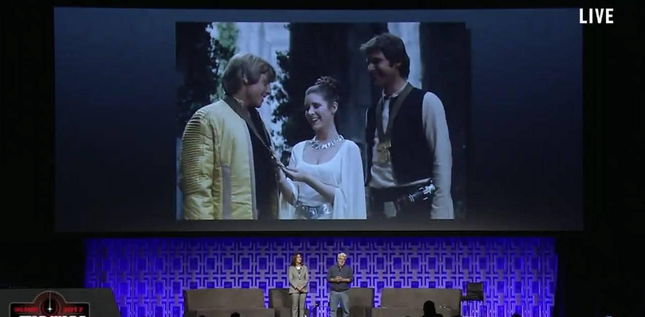 Как это было: панель к сорокалетию «Звёздных войн» на фестивале Star Wars Celebration 13