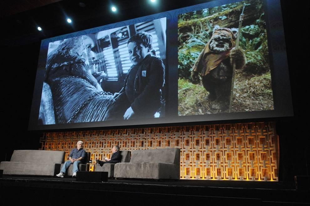 Как «Звёздные войны» отмечали 40-летие. Star Wars Celebration 2017 42