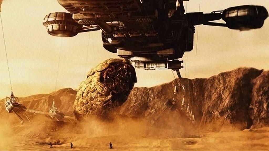 Лучшие сериалы о космосе и других планетах 1
