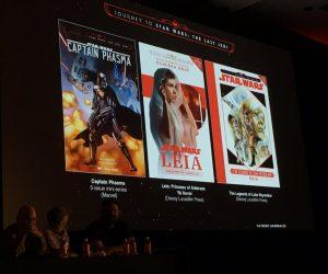 Вот какие книги и комиксы по «Звёздным войнам» анонсировали на Star Wars Celebration