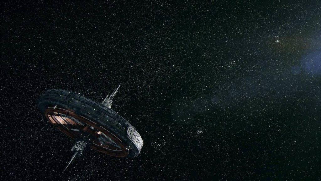 «Пространство», 2сезон: всё ещё главный сериал о космосе 3