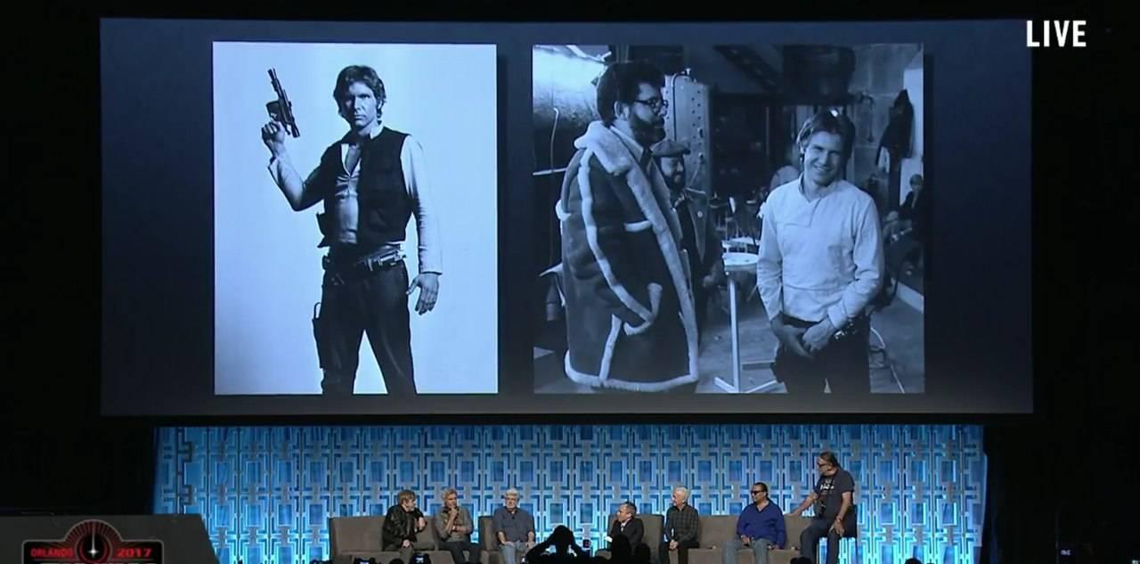 Как это было: панель к сорокалетию «Звёздных войн» на фестивале Star Wars Celebration 12