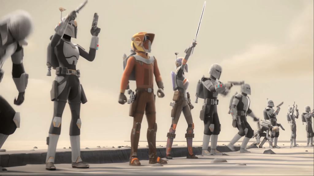 Как «Звёздные войны» отмечали 40-летие. Star Wars Celebration 2017 12