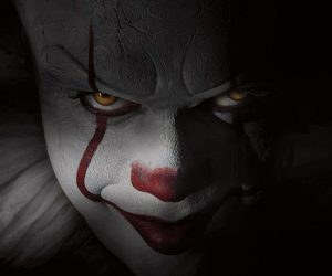Клоуны протестуют против фильма «Оно»